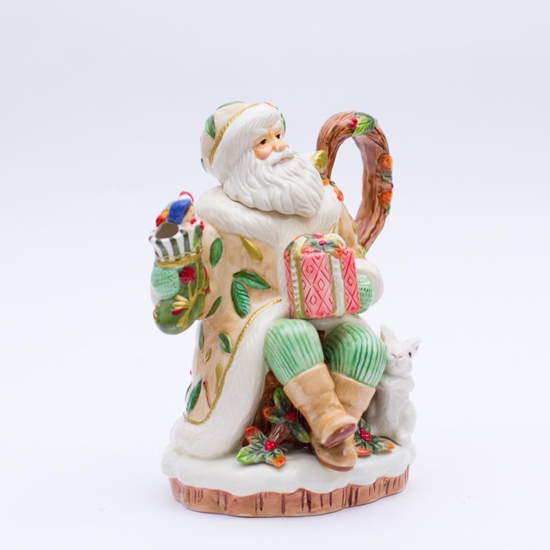 Чайник заварник Санта  - фото