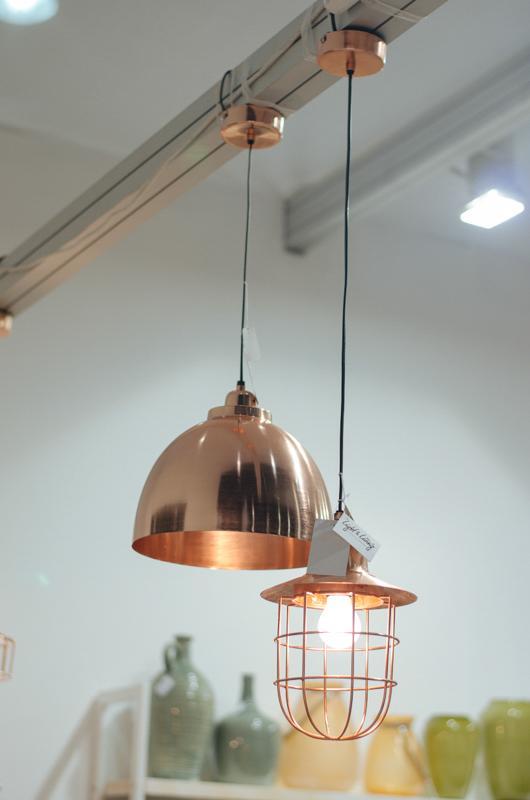Подвесной светильник колокол  - фото