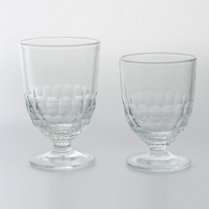 Набор стеклянных бокалов на ножке Bastide, 6 шт  - фото