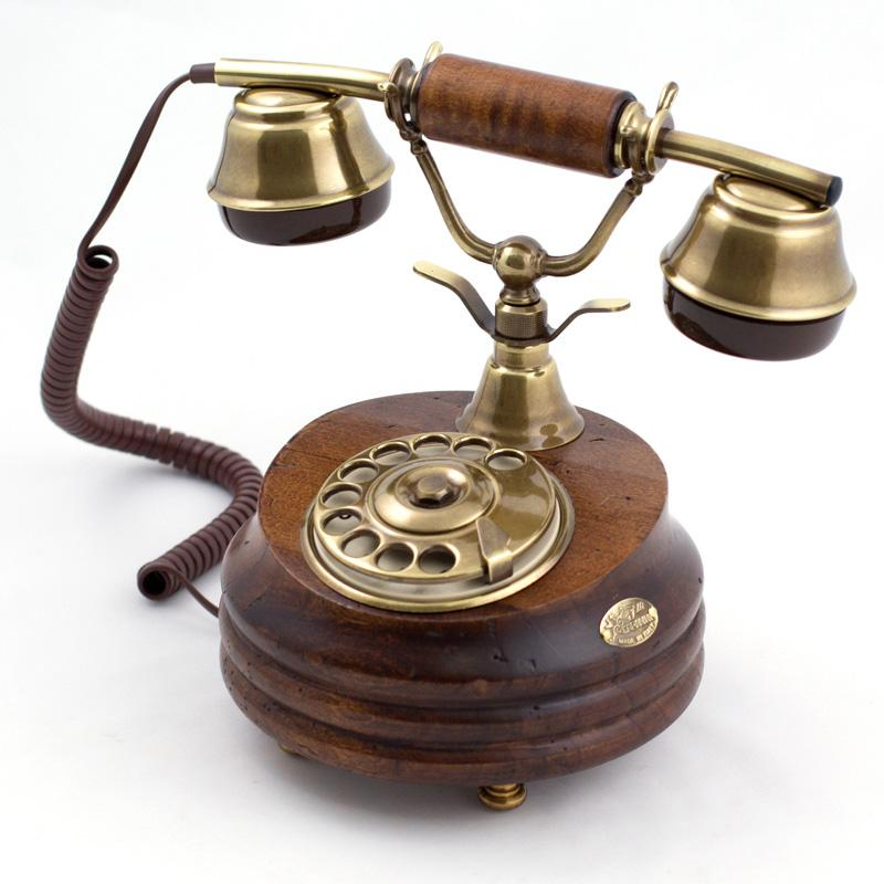 Телефон под старину  - фото