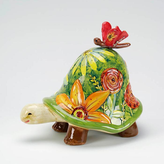Черепаха Spring  - фото