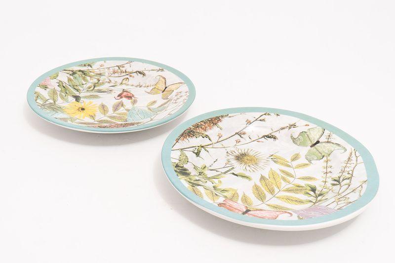 Набор из 2-х десертных тарелок Palais Royal  - фото
