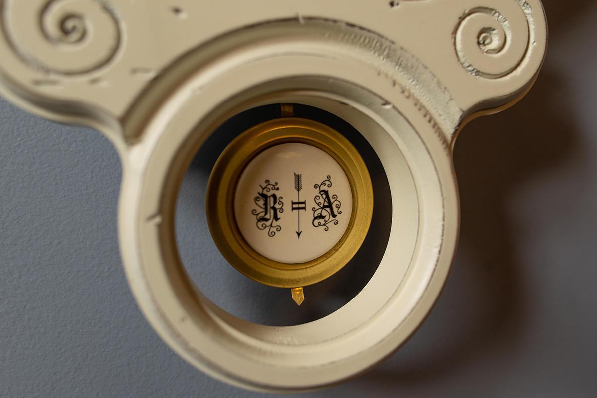 Часы настенные Capanni 39 см  - фото