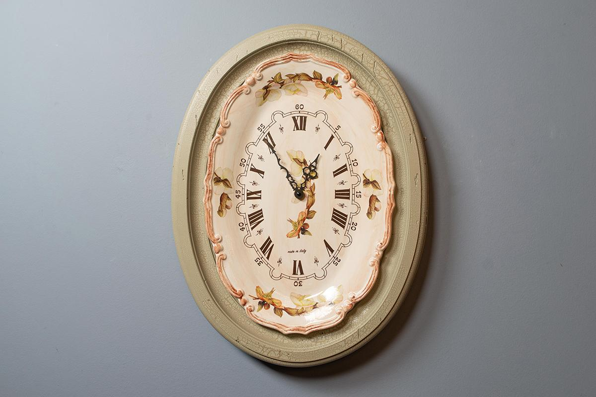 Часы настенные Capanni 54×40 см  - фото