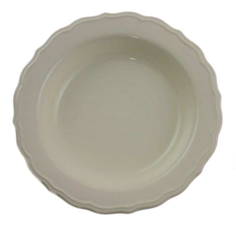 Набор тарелок Comtesse Milano Claire 23 см 6 шт.  - фото