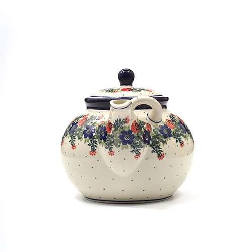 """Чайничек керамический для чая """"Лесной веночек""""  - фото"""