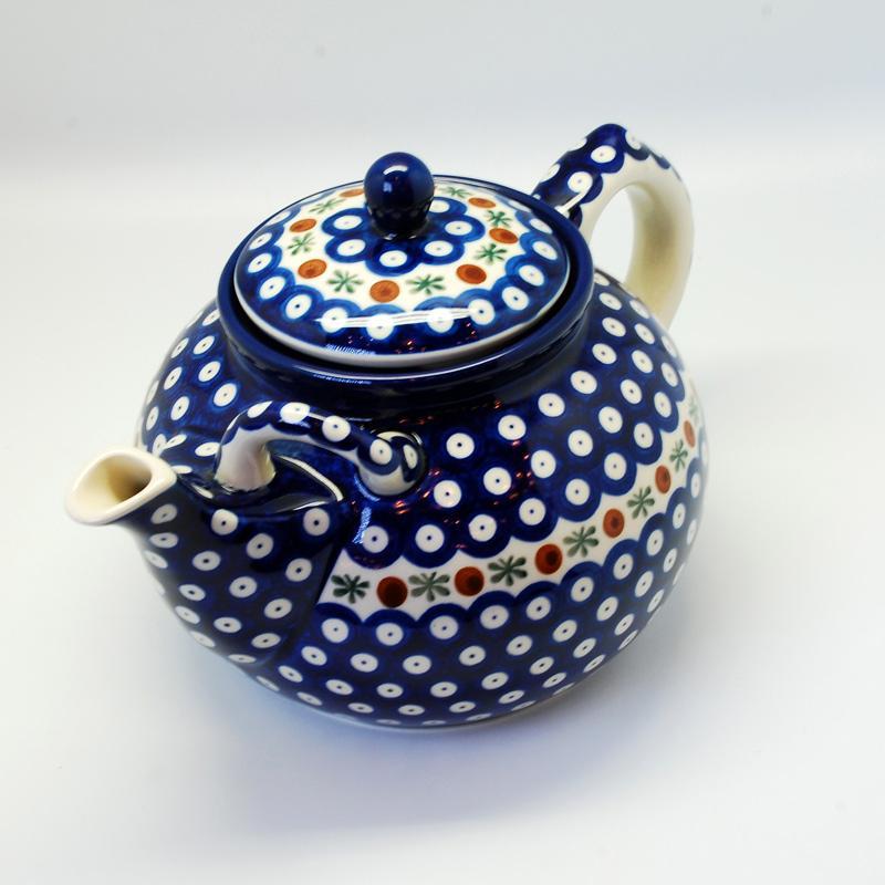 Чайничек керамический 1,8 л Керамика Артистична  - фото