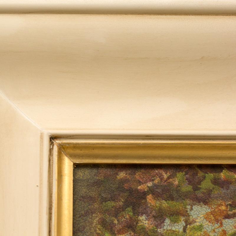 """Большая картина """"Вид на Соренто"""" Майкла Лонго, репродукция  - фото"""
