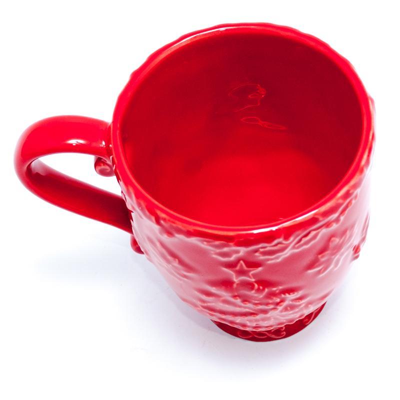 "Новогодняя чашка ""Рождество""  - фото"