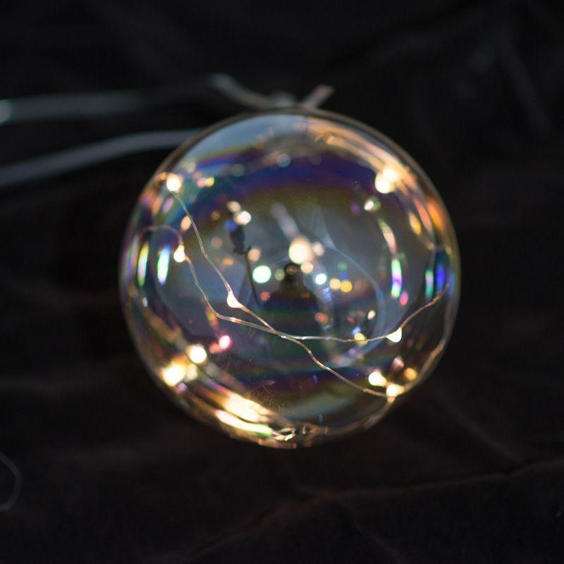Игрушка стеклянная  - фото