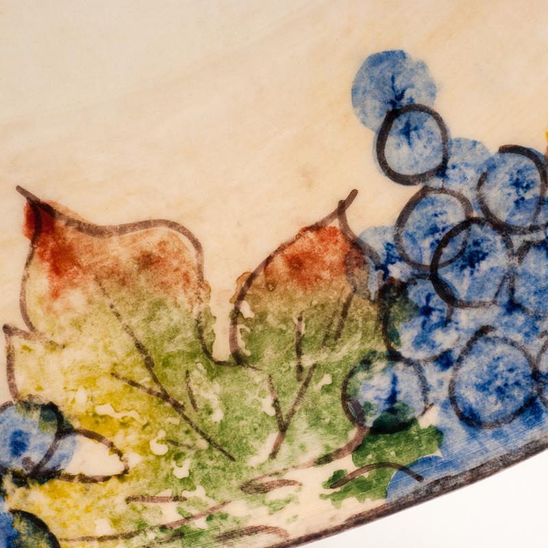 Поднос керамический Frutta  - фото