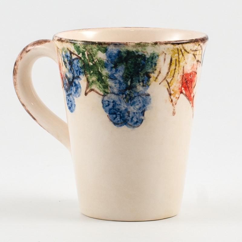 "Чашка ""Виноград""  - фото"