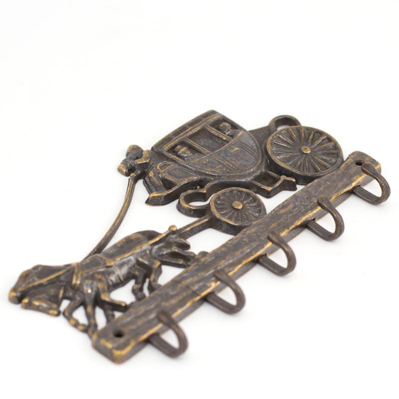 Ключница Карета  - фото
