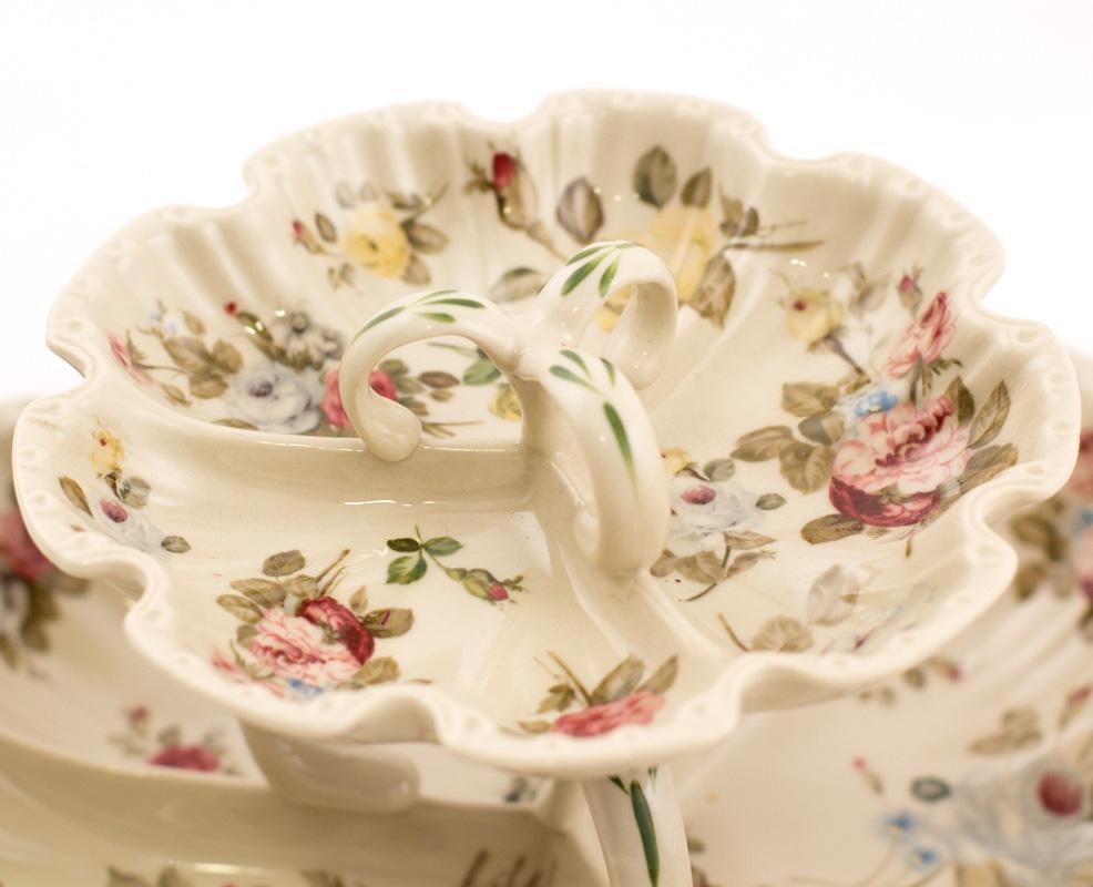 Тарелка для сладкого  - фото