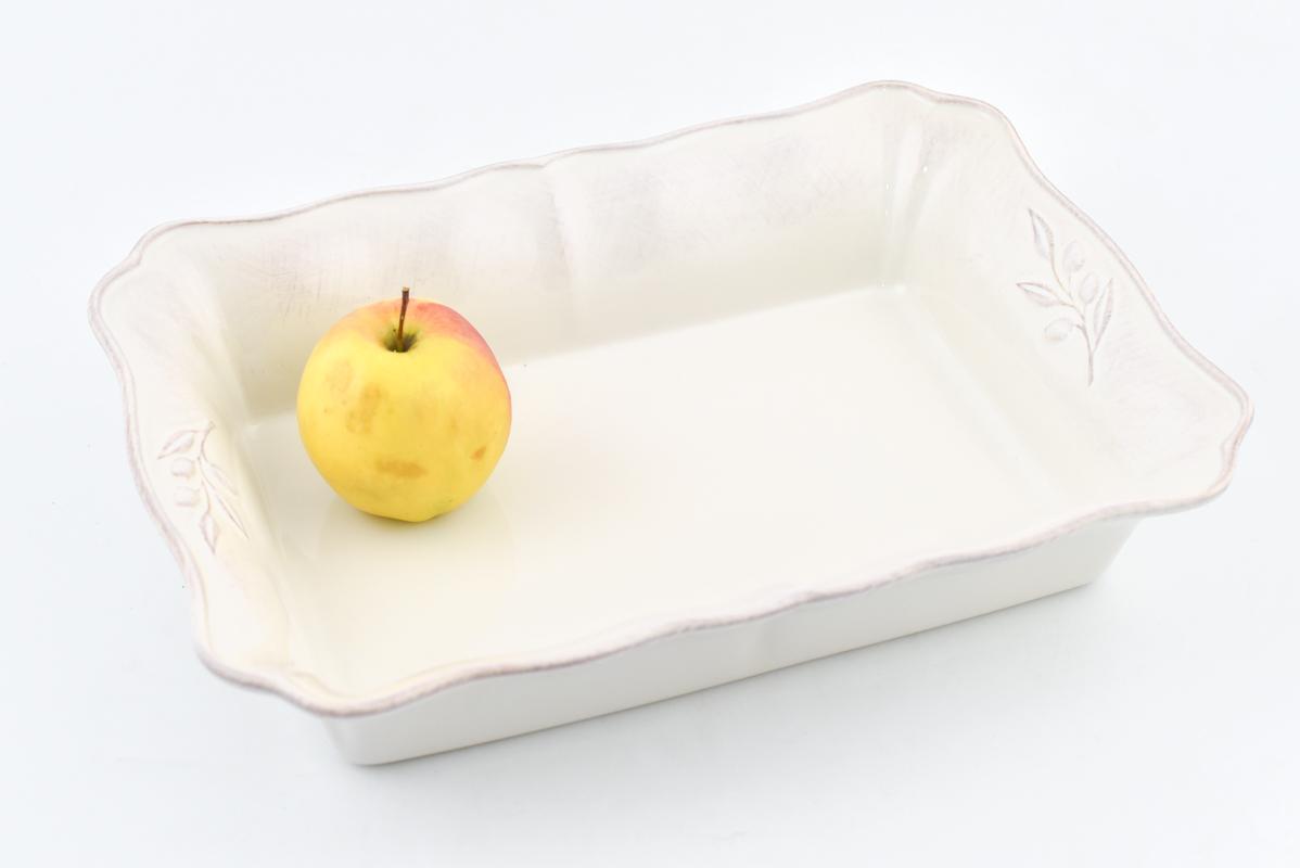 Форма для выпекания белая Alentejo  - фото