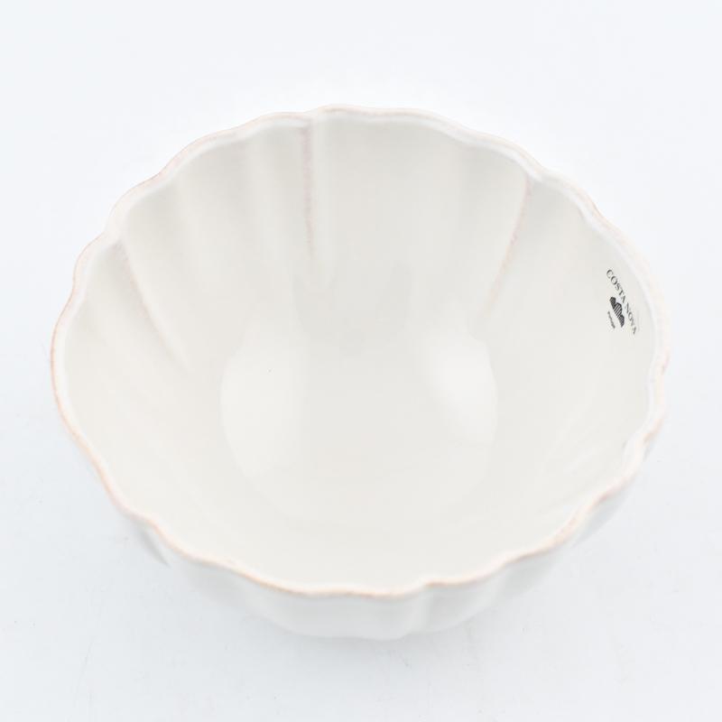 Пиалы суповые белые, набор 6 шт. Alentejo  - фото