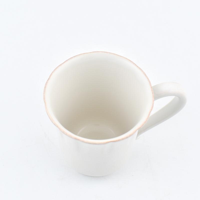 Чашки для чая белые, набор 6 шт. Alentejo  - фото