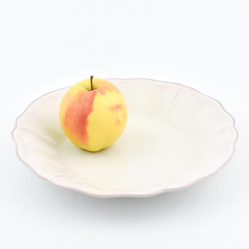 Тарелки суповые белые, набор 6 шт. Alentejo  - фото