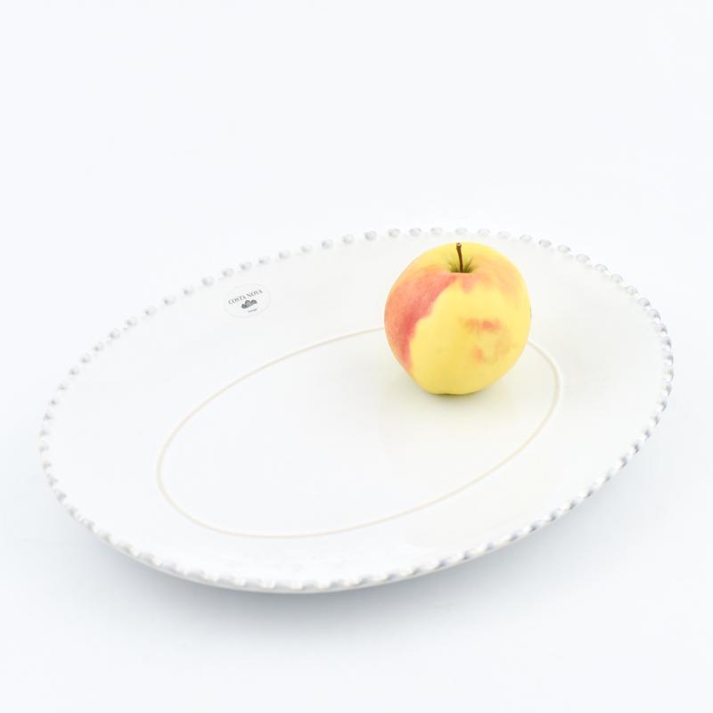 Блюдо овальное Pearl  - фото
