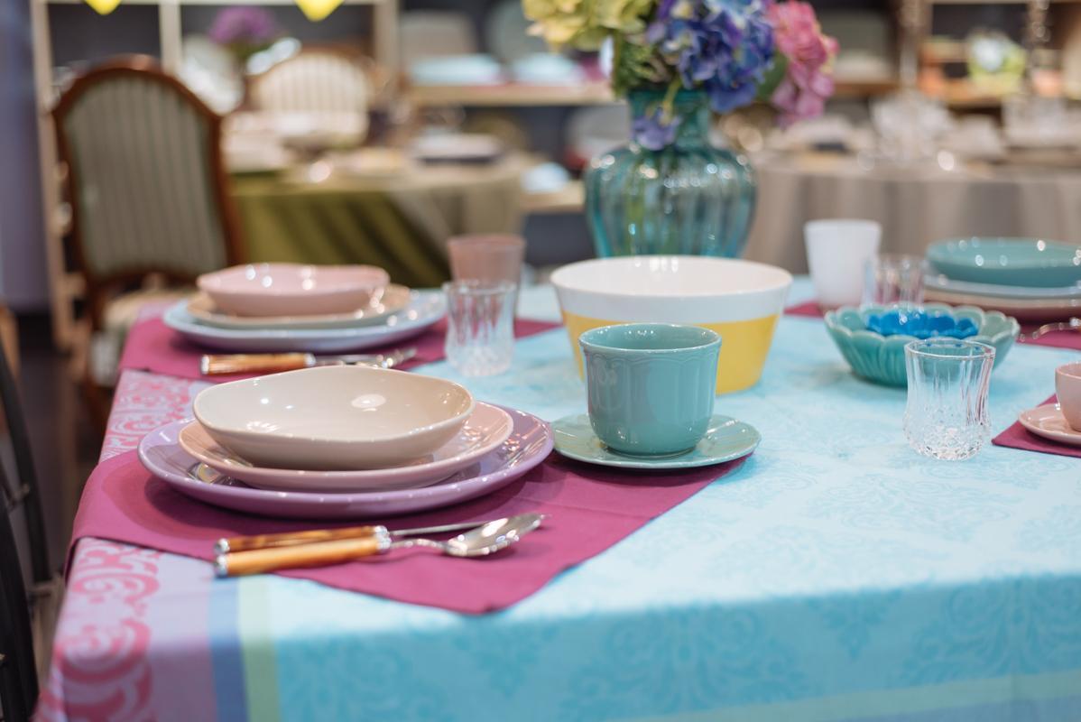 Суповая тарелка из коллекции бежевой керамики Ritmo  - фото