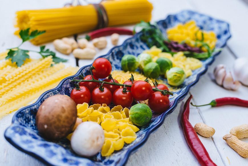 Блюдо продолговатое для канапе  - фото