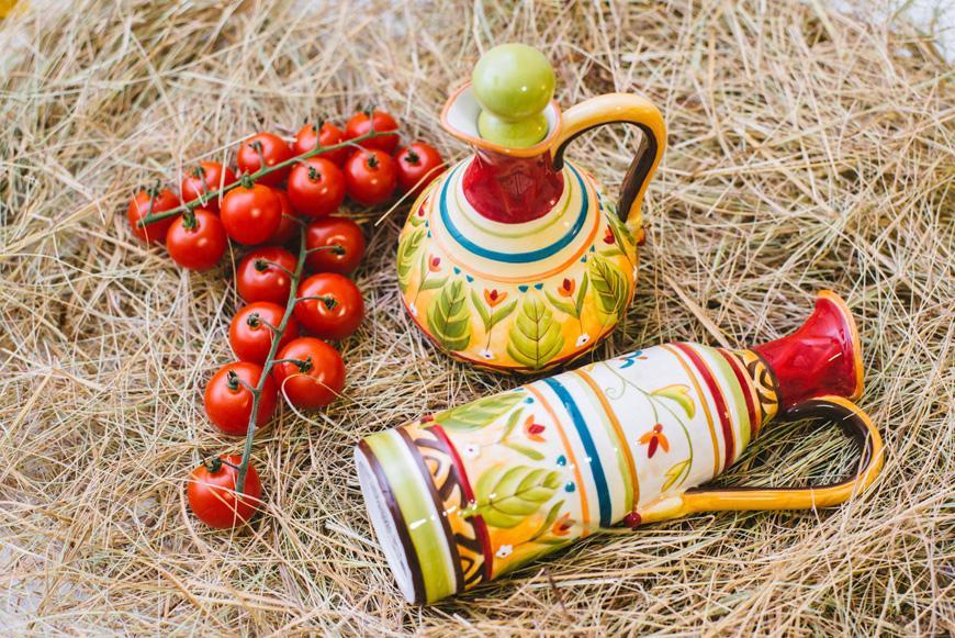 Олейник яркой расцветки  - фото