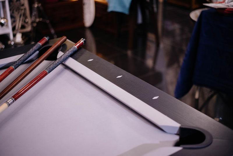 Бильярдно-обеденный стол Fusion   - фото