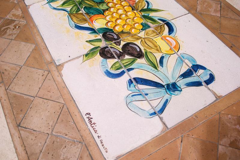 Столешница Frutta Campagna  - фото