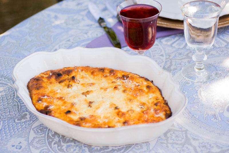 Блюдо для выпекания Village  - фото