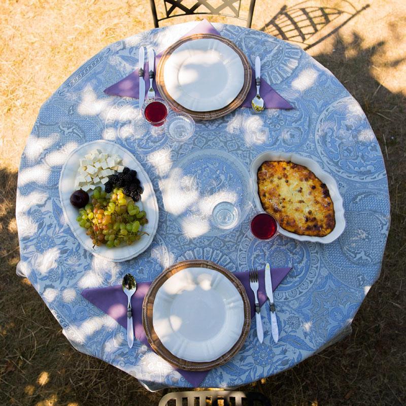 Тарелки набор 6 шт Village  - фото