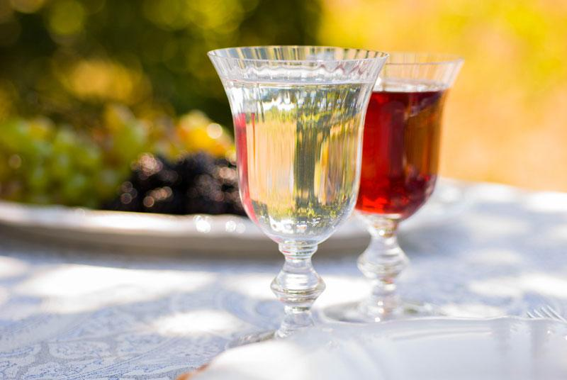 Набор бокалов 6 штук для вина Mar  - фото