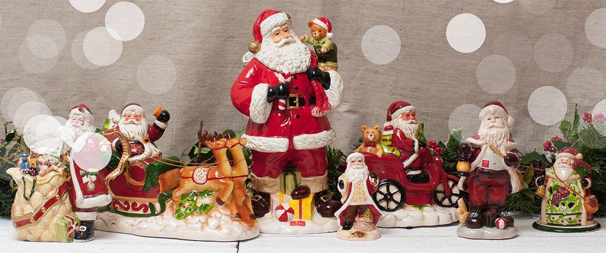 "Статуэтка ""Дед Мороз с подарками""  - фото"