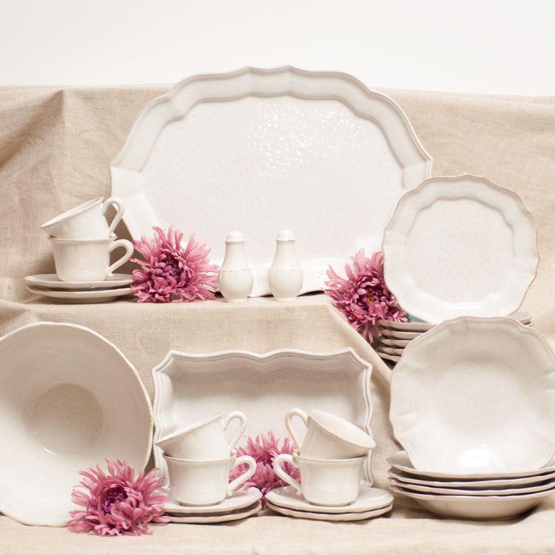 Тарелка мелкая Impressions  - фото