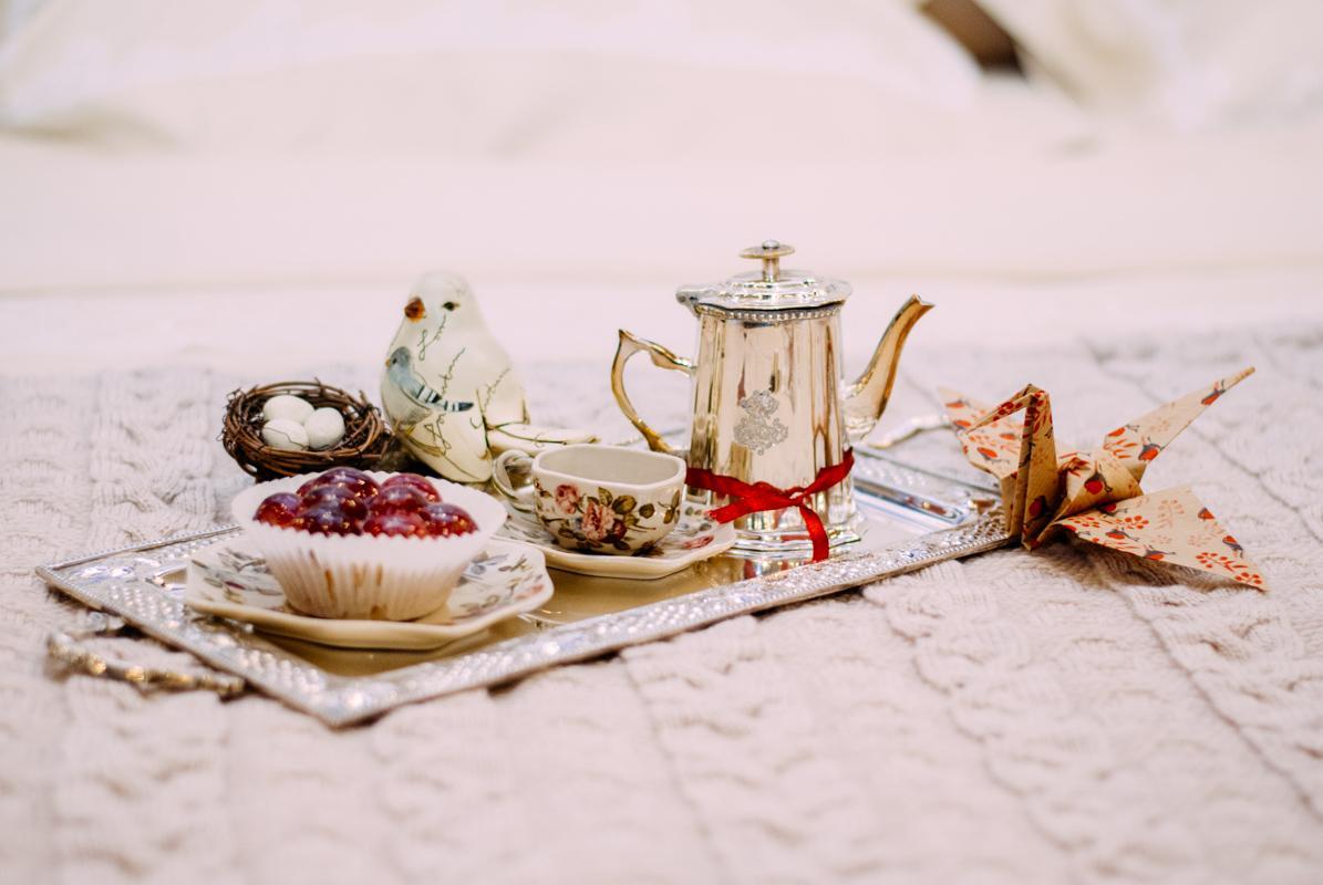 Кофейник и сахарница шеффилд  - фото