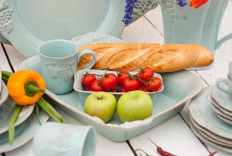 Блюдо для лазаньи из жаропрочной керамики Mediterranea  - фото