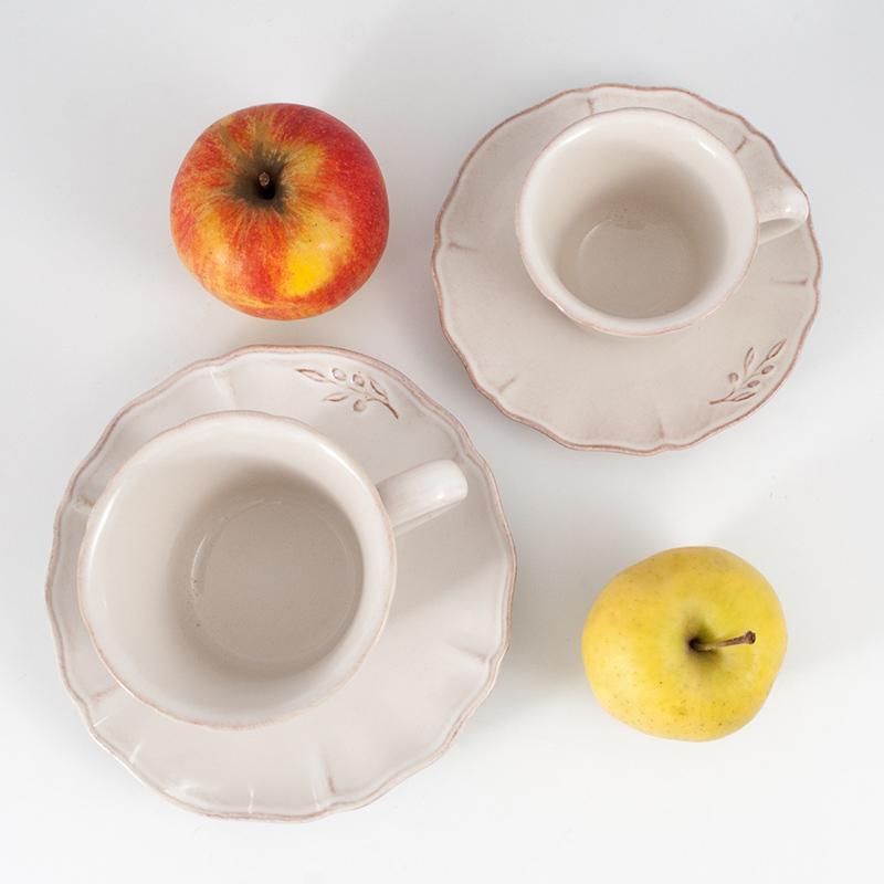 Чашка с блюдцем для чая Alentejo  - фото