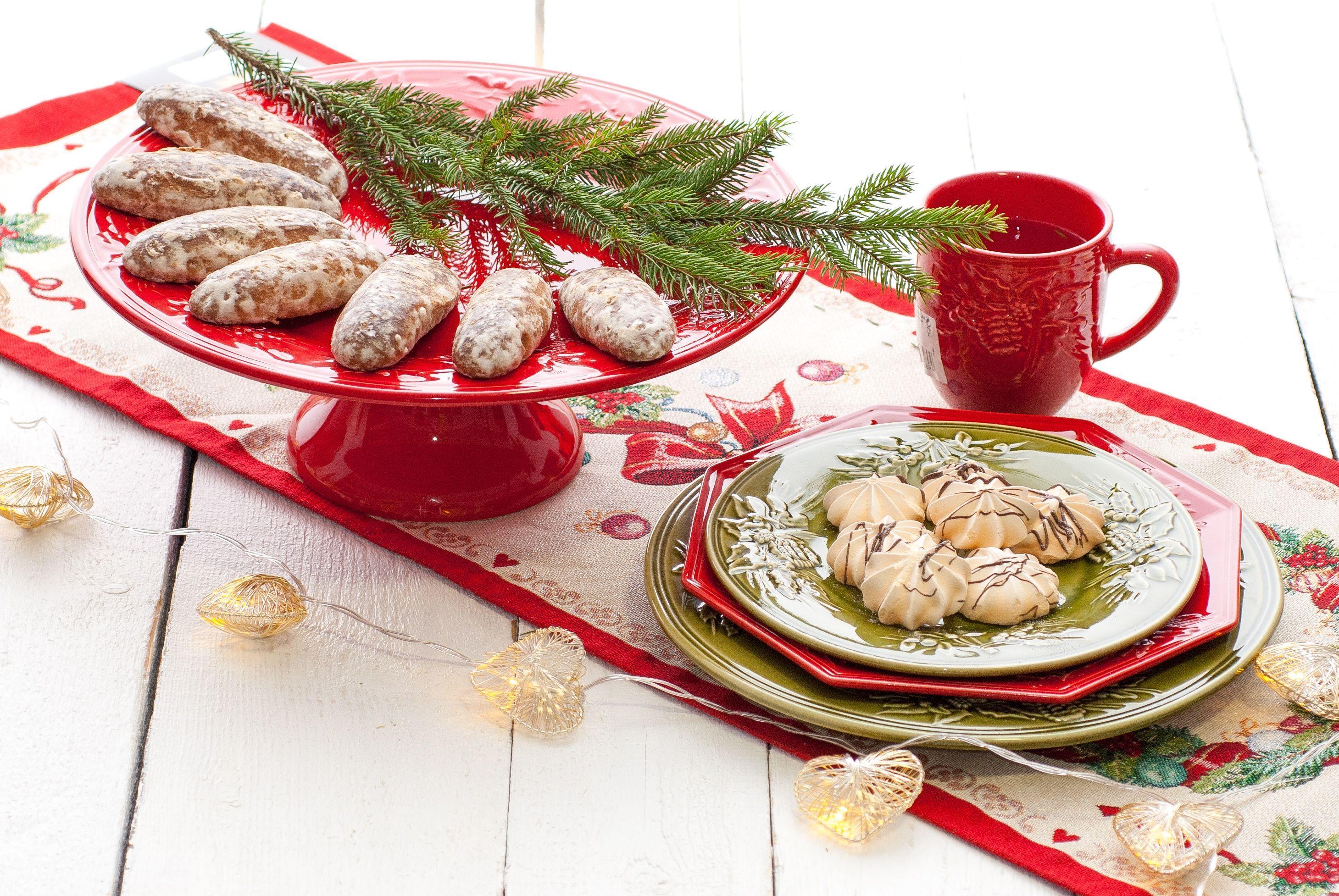 "Новогодняя тортовница ""Зима""  - фото"