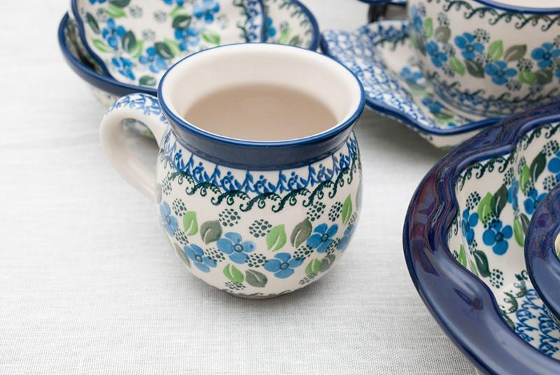 """Коллекция """"Вербена"""" - обеденная посуда с цветами вербены  - фото"""