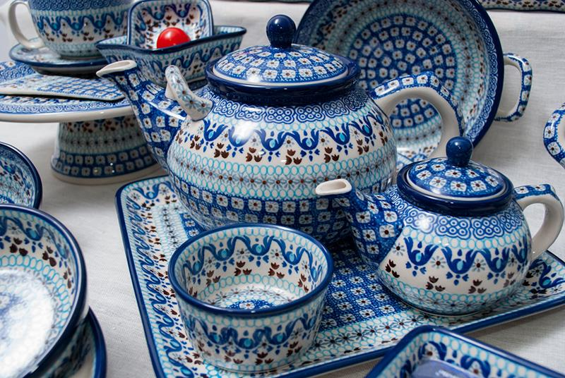 """Посуда в марокканском стиле """"Марракеш""""  - фото"""