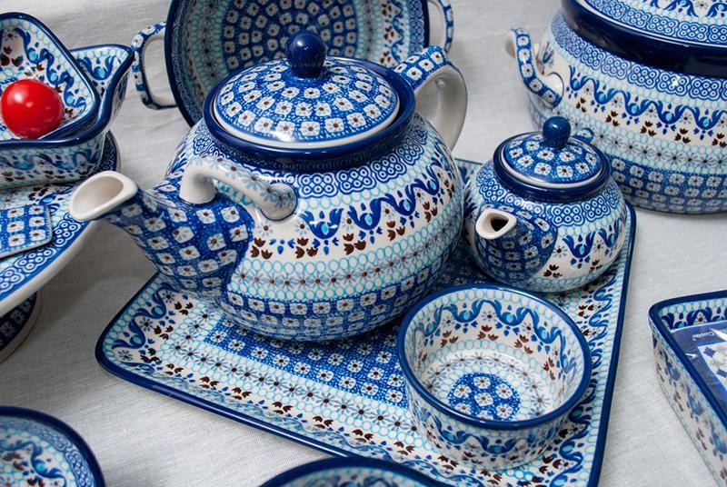 """Чайничек из керамики для чаепития """"Марракеш""""  - фото"""