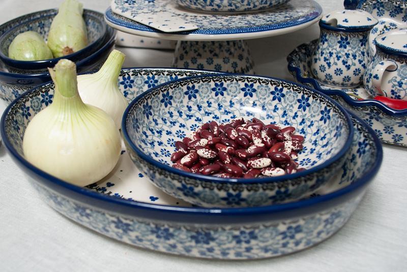 """Коллекция посуды """"Полевые цветы"""", Польша  - фото"""