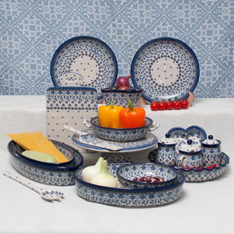 Набор 6 шт тарелок  - фото