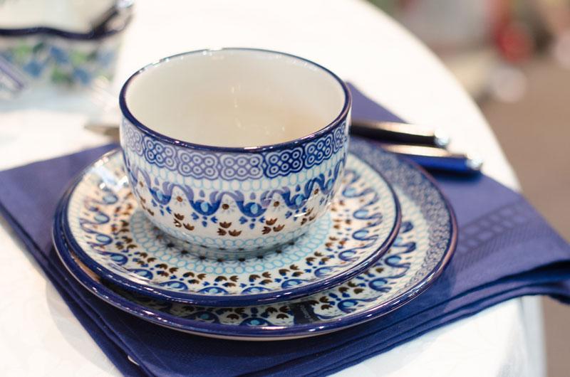 Тарелка десертная Мараккеш  - фото
