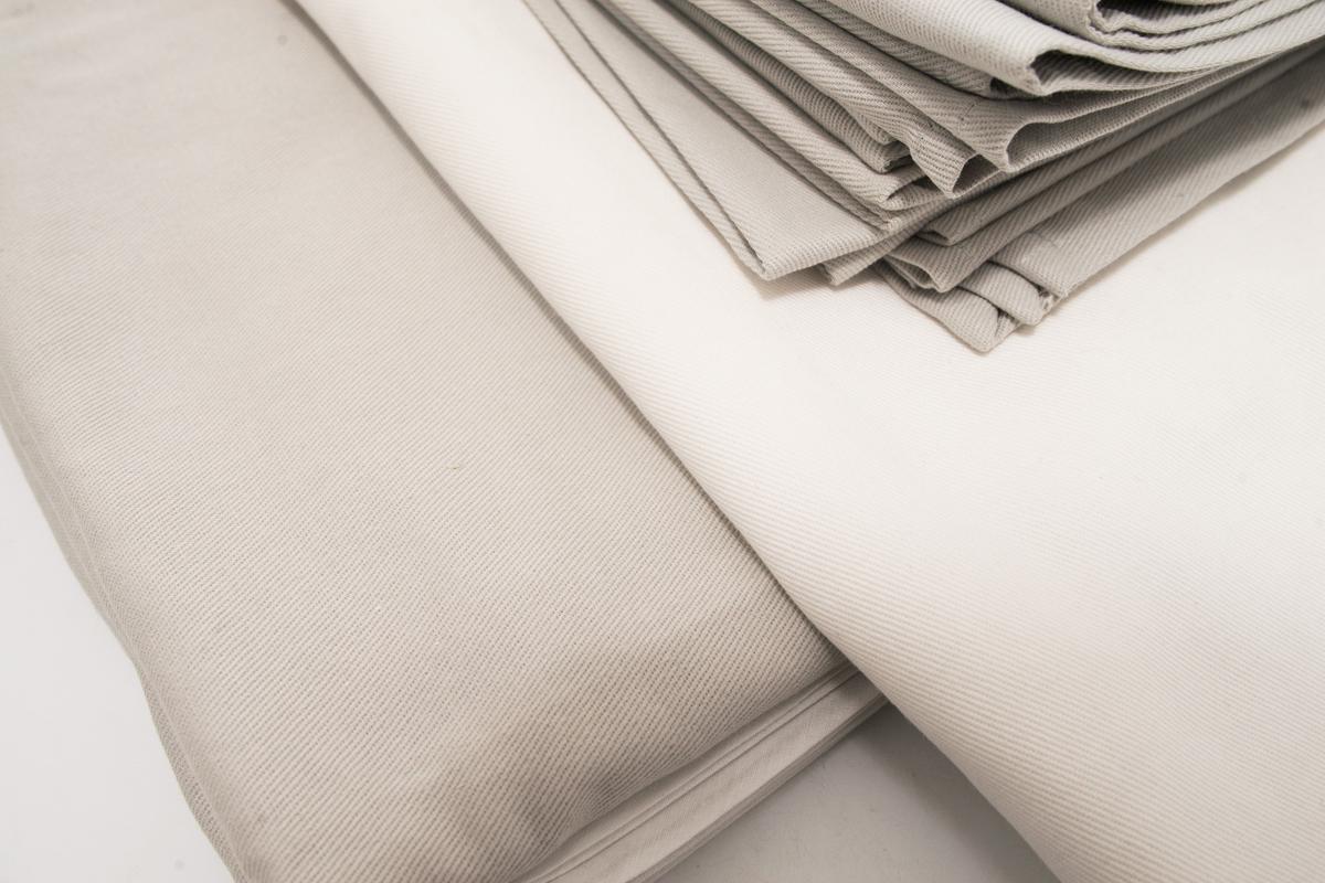 Комплект скатерть и 12 салфеток Emelia  - фото