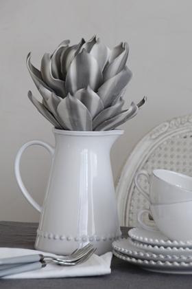Кувшин (питчер) белый Pearl  - фото