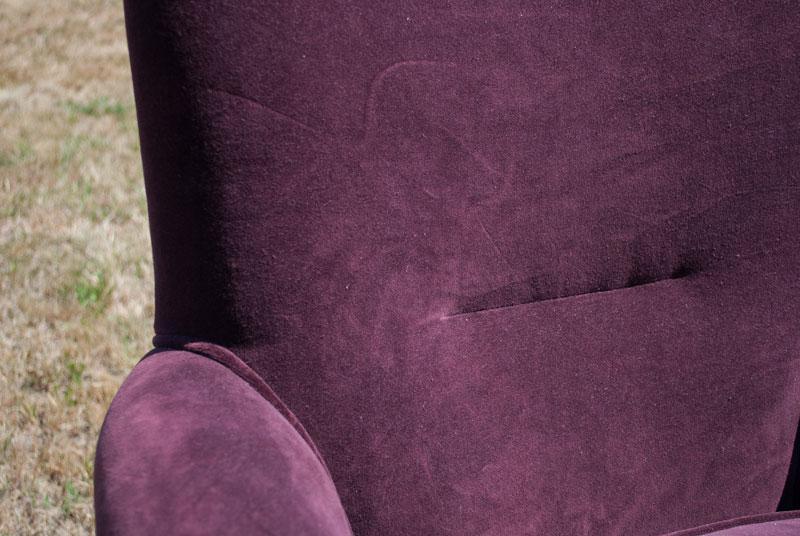 Кресло мягкое  - фото