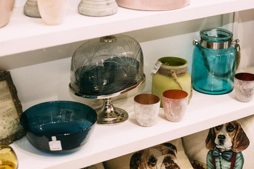 Стеклянный салатник Matisse  - фото