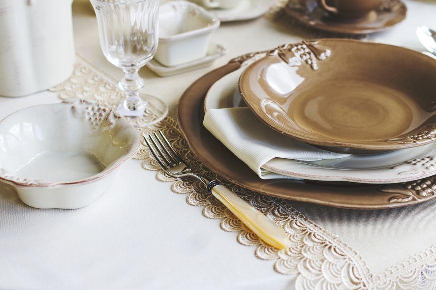 Тарелка обеденная Mediterranea  - фото