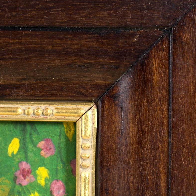 """Комплект картин в деревянных рамах """"Пейзаж Тосканы"""", 2 шт  - фото"""
