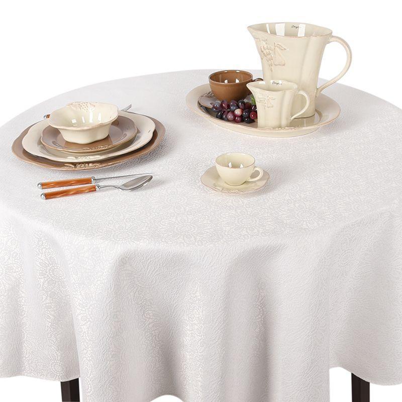 Набор из 6-ти чайных чашек с блюдцами Mediterranea  - фото